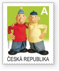 Písmenové známky | © Česká pošta