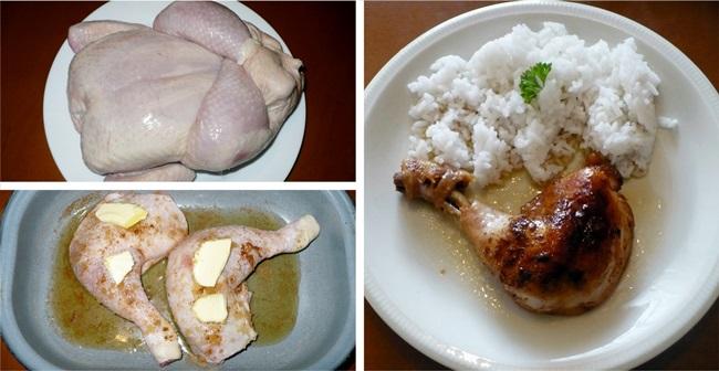 Skrblíkova kuchařka: Recept na kuřecí stehna na medu