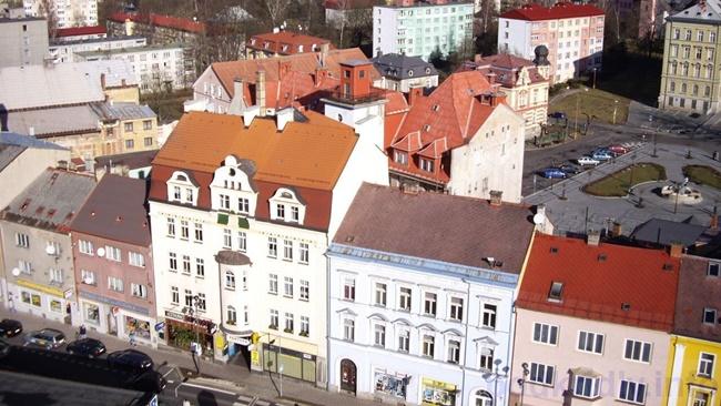 Město Aš   © Zdeněk Sedláček   Wikipedia