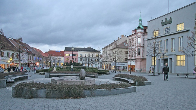 Město Benešov | © Petr1868 | Wikipedia
