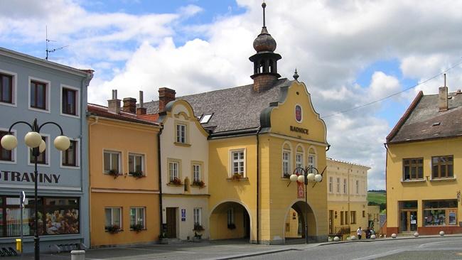 Město Bílovec | © Packa | Wikipedia