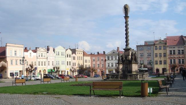 Město Broumov | © Ondřej Žváček | Wikipedia