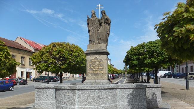Město Bystřice nad Pernštejnem | © Miloš Hlávka | Wikipedia