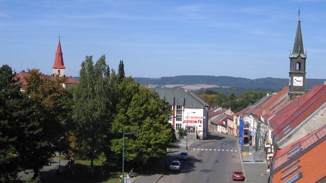 Město Chotěboř | © Flavius007 | Wikipedia