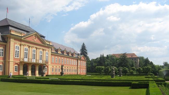 Město Dobříš | © Gortyna | Wikipedia