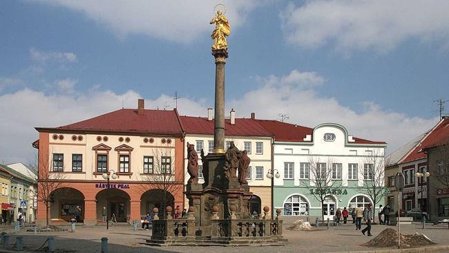 Město Dobruška   © Prazak  Wikipedia