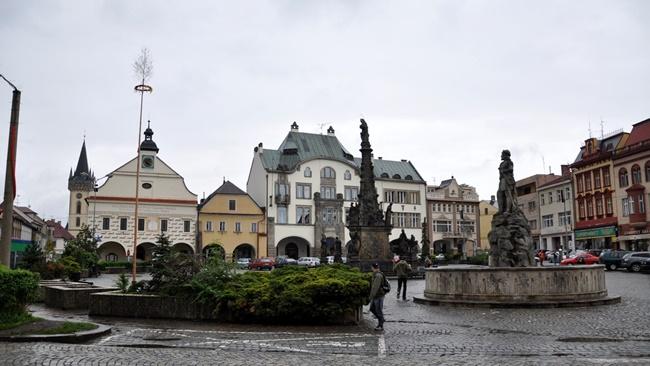 Město Dvůr Králové nad Labem   © János Korom Dr.   Flickr.com