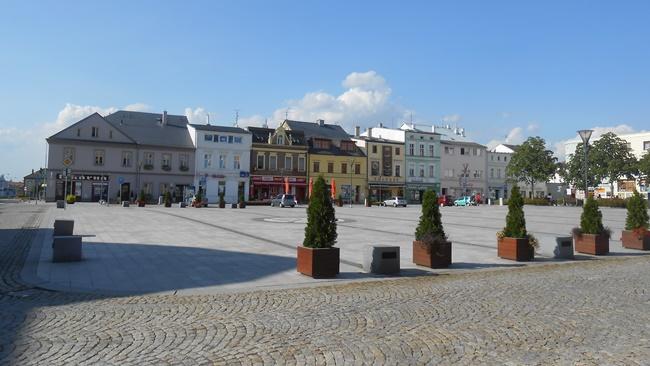Město Hlučín   ©  Lenka Bojdová   Wikipedia