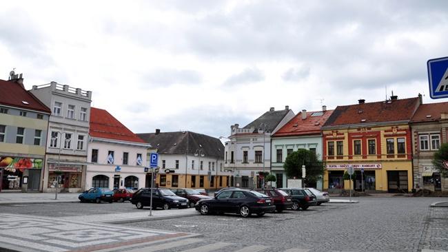 Město Hořice | © János Korom Dr. | Flickr.com