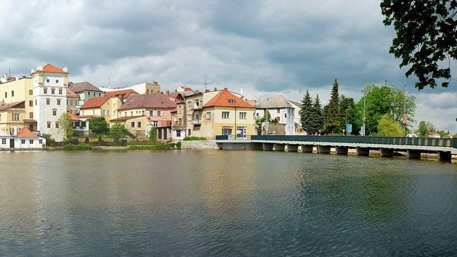 Město Jindřichův Hradec   © Fojsinek   Wikipedia