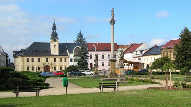 Město Kojetín | © palickap | Wikipedia
