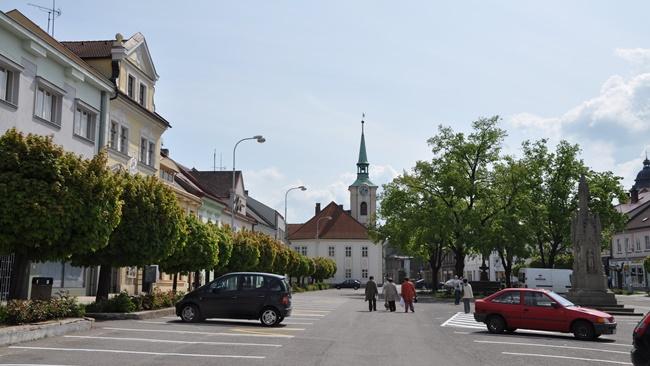 Město Kostelec nad Orlicí | © Ben Skála | Wikipedia
