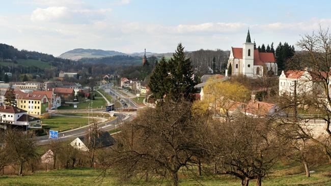 Město Letovice   © Petr Novák, Wikipedia   Wikipedia