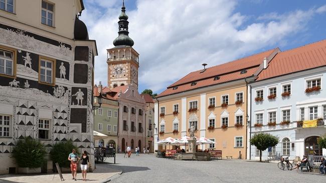 Město Mikulov   © Pudelek   Wikipedia