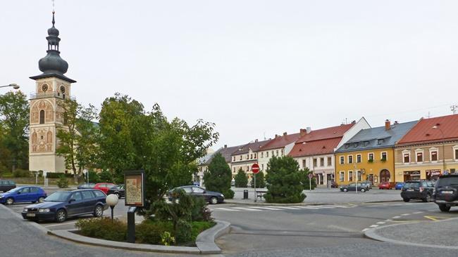 Město Nové Město na Moravě   © Maxx   Wikipedia