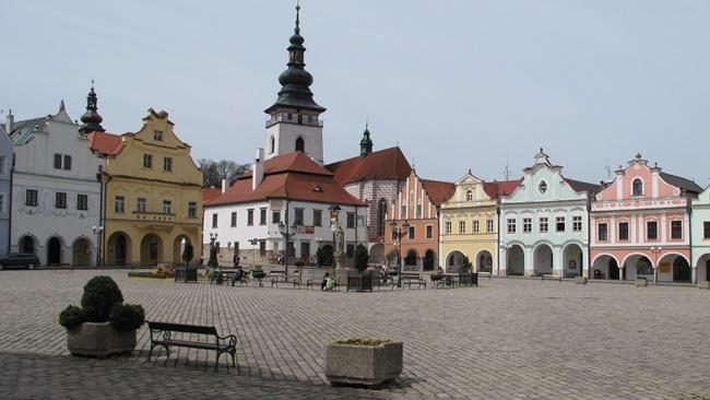Město Pelhřimov | © Juandev | Wikipedia