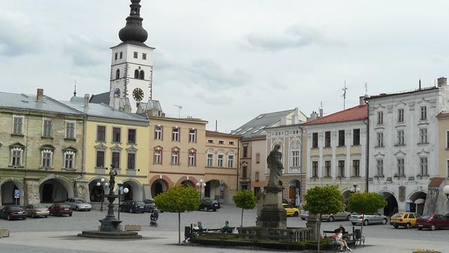 Město Příbor | © MOs810 | Wikipedia