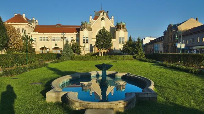 Město Prostějov   © xkomczax   Wikipedia