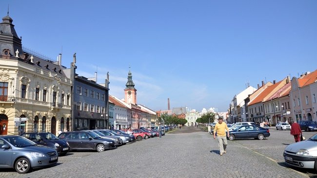 Město Rakovník | © János Korom Dr. | Flickr.com