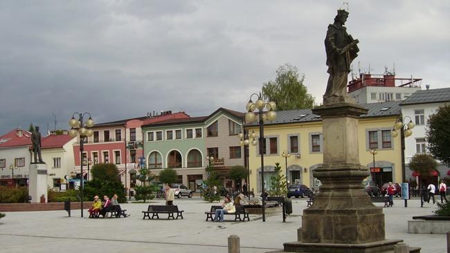 Město Rožnov pod Radhoštěm   © Tedmek   Wikipedia