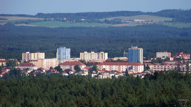 Město Sezimovo Ústí | © Šjů | Wikipedia