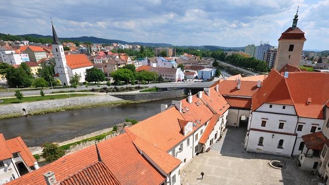 Město Strakonice   © MONUDET   Flickr.com
