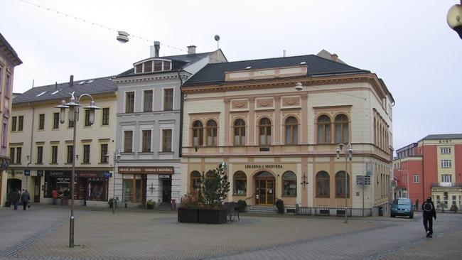 Město Šumperk | © Radek Bartoš | Wikipedia