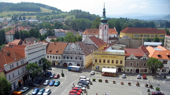 Město Sušice   © Nissan0   Wikipedia