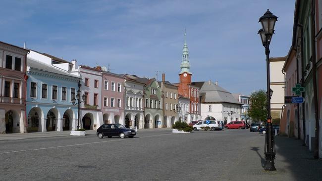 Město Svitavy | © Petr Vilgus | Wikipedia