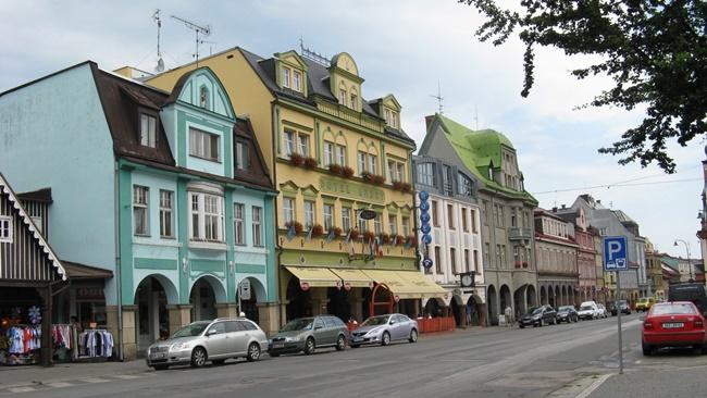 Město Vrchlabí | © Panoramio | Wikipedia