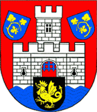 Znak města Benátky nad Jizerou