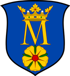 Znak města Dačice