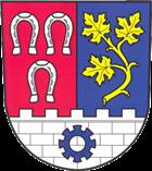 Znak města Hostivice