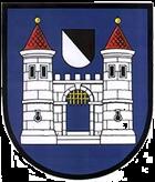 Znak města Říčany
