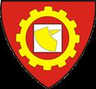 Znak města Vratimov