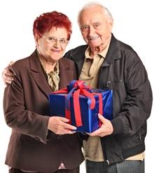 Tipy na vánoční dárky pro seniory