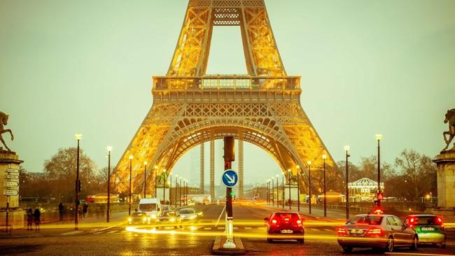 Eiffelova věž v Paříži   © Pixabay.com