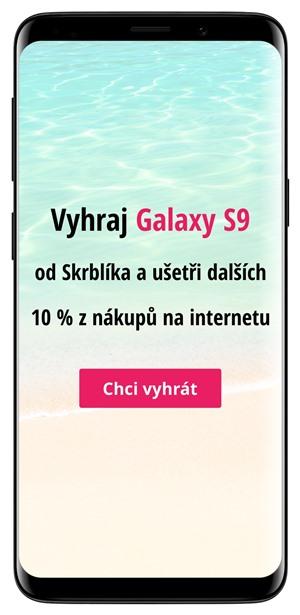 Soutěž o Samsung Galaxy S8