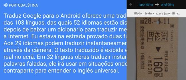 Aplikace Google Překladač