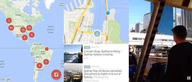 Aplikace Periscope - streamování videa v reálném čase