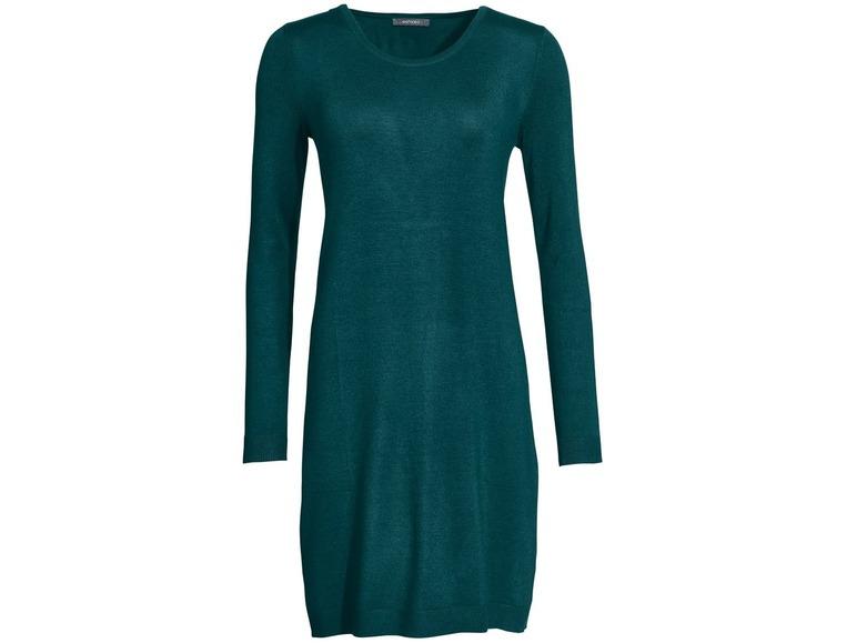 Dámské pletené šaty Esmara z Lidlu  da51159da7c