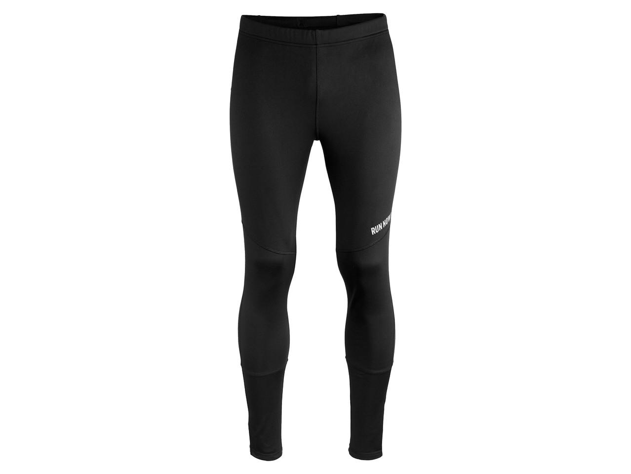 Pánské běžecké softshellové kalhoty Crivit