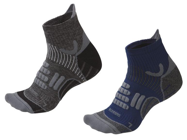 7b8875cd1c4 Pánské funkční běžecké ponožky Crivit Pro z Lidlu