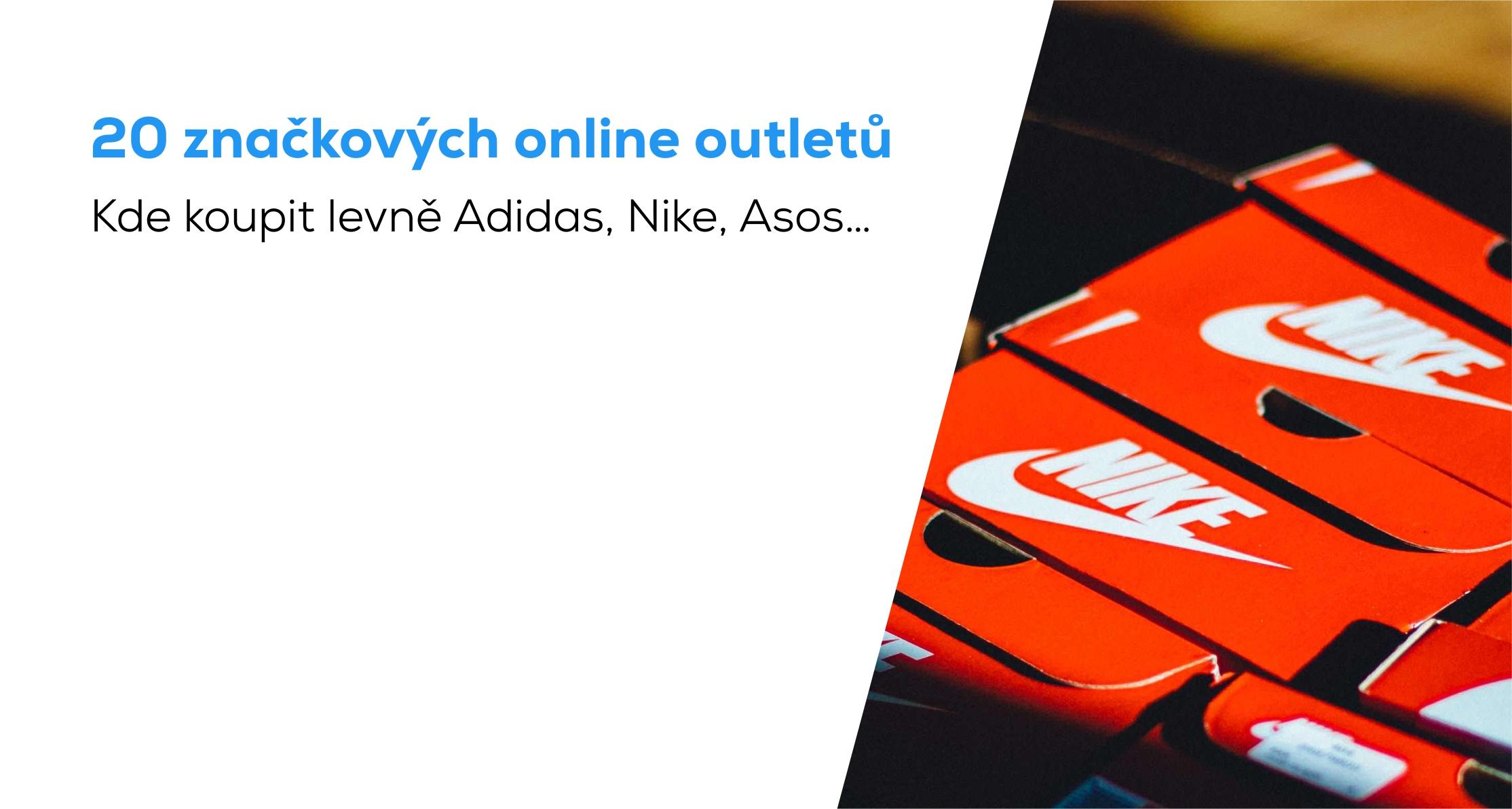 17 značkových outletů ONLINE → Adidas a9fed16e14