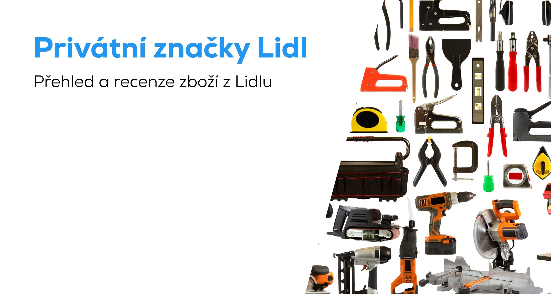 Privátní značky Lidl → Přehled 3 000+ výrobků c57deff85c