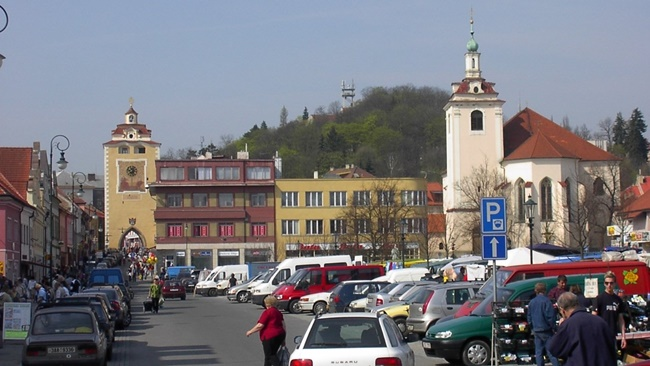 Město Beroun | © Ondrej.konicek | Wikipedia
