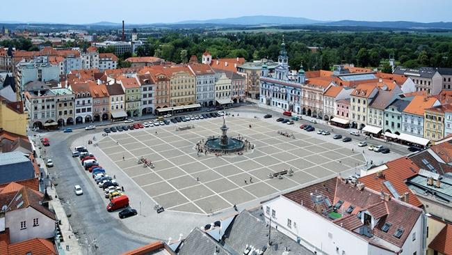 Město České Budějovice | © Dreamstime