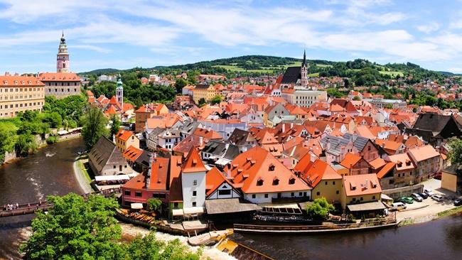 Město Český Krumlov | © Dreamstime