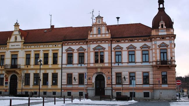 Město Dobřany | © Richenza | Wikipedia