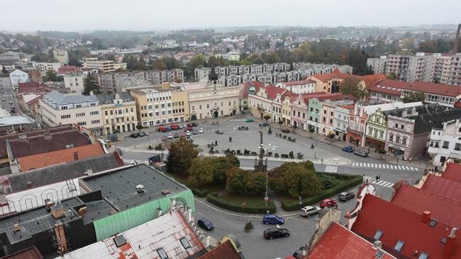 Město Havlíčkův Brod | © Petr Novák, Wikipedia | Wikipedia